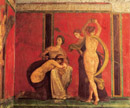 Gay tours - Pompeii with Villa of the Mysteries