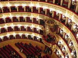 Naples tour - The San Carlo theatre, inaugurated on 4 November 1737, is the oldest continuously active such venue in Europe and it is recognized as a UNESCO World Heritage site.