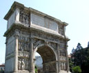 Benevento: Arch of Trajan