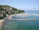 Panoramic View of Agropoli