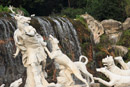 Gay tours - Fountain of Diana and Actaeon in the Royal Palace of Caserta