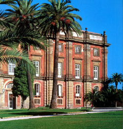 Capodimonte Museum - The National Museum of Capodimonte is located in the Royal Palace of Capodimonte, a grand Bourbon palace in Naples