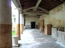 House Of Julius Polybius Pompeii News By Www Guide