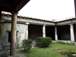 Peristyle of House of Trebius Valens