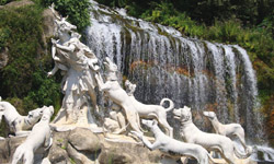 Montecassino and Caserta tour - The famous Fountain of Diana and Actaeon