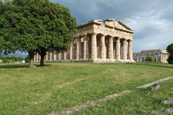 Cuma Paestum tour - The Temple of Neptune in Paestum