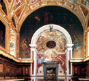 Gay tours: The Sacresty of San Martino Charterhouse in Naples