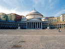 Gay tours - Piazza Plebiscito in Naples
